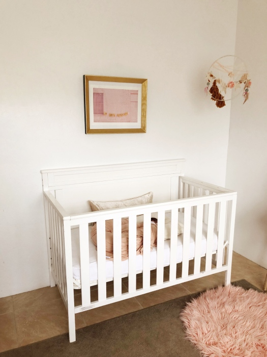 Brennan's Nursery Reveal