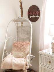 Glider | Brennan's Nursery Reveal