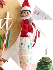 Elf on the Shelf North pole Breakfast25