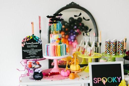 Rainbow Halloween House of Fete_2600
