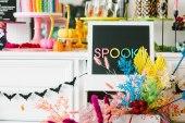 Rainbow Halloween House of Fete_2602