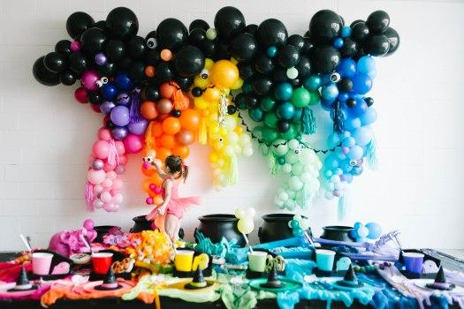 Rainbow Halloween House of Fete_2659