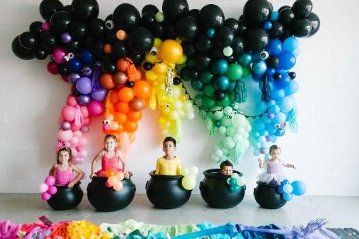 Rainbow Halloween House of Fete_2687
