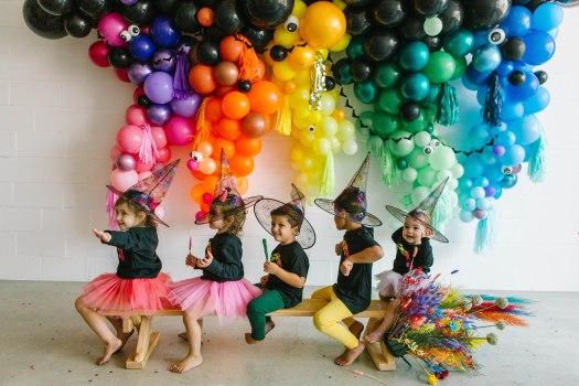Rainbow Halloween House of Fete_3276